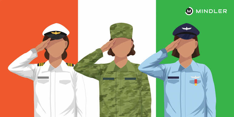 Here's How You Can Join the Indian Armed Forces As A Woman