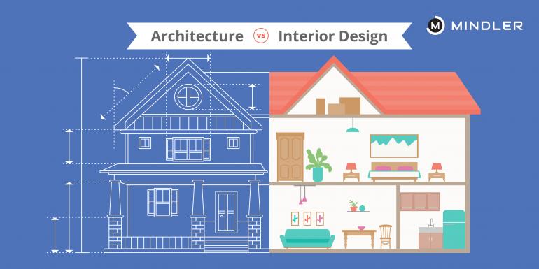 Architecture vs interior design what are the major - Interior designer vs decorator ...
