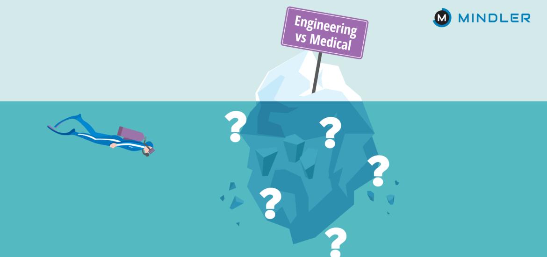 Engineering or Medical