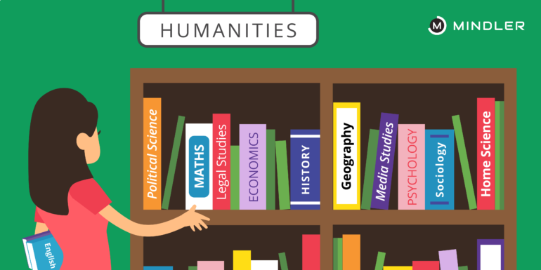 What are the Subjects in Humanities in CBSE Class 11? - Mindler
