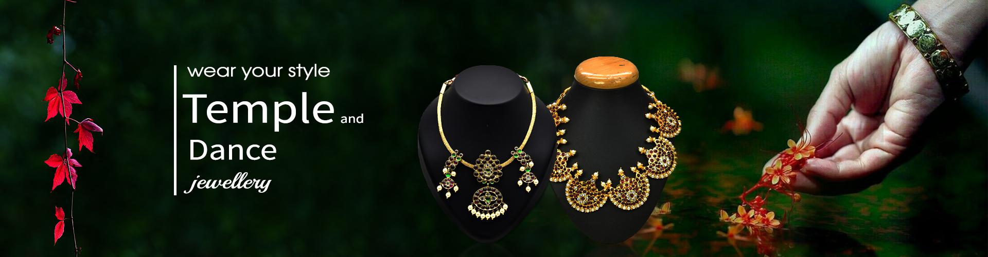 Temple & Dance jewellery