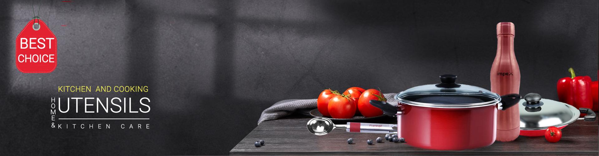 Kitchen & Cooking utensils