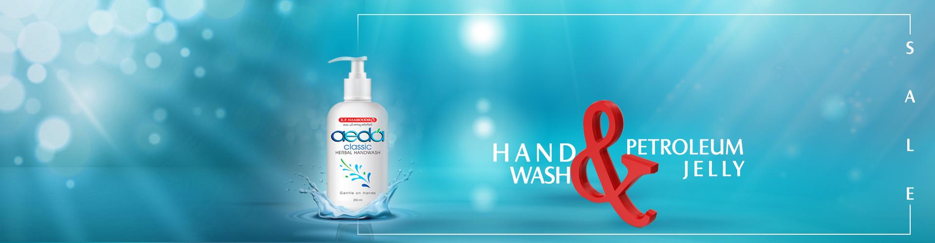 Hand wash & Petroleum jelly