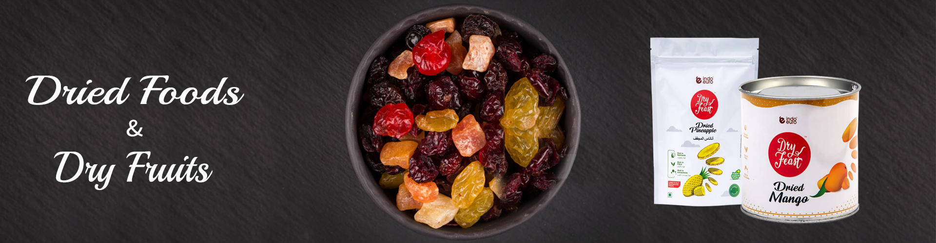 Dried foods & Dry fruits