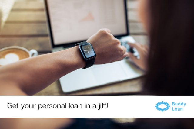 Get your personal loan in a jiff