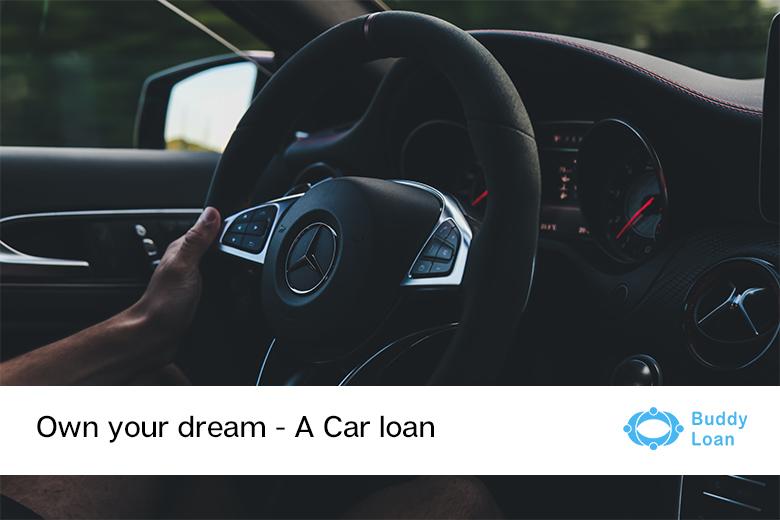 Four-Wheeler/Car Loan Online