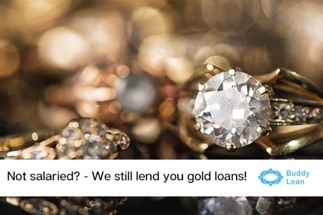 Apply for a Gold Loan