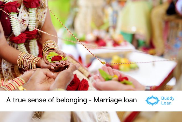 How to Apply for a Marriage Loan