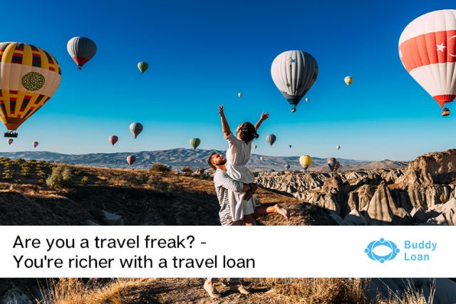 Travel Loan Benefits