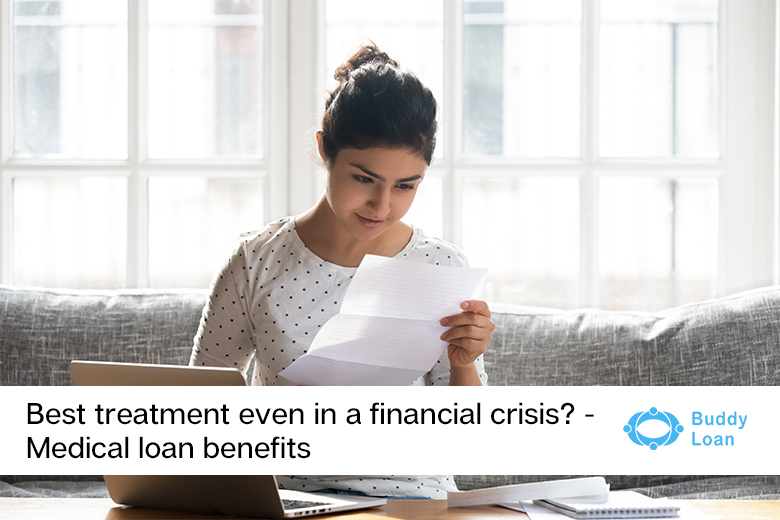 Best treatment even in financial crisis