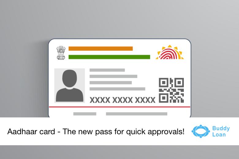 Instant Personal Loan Through Aadhaar Card