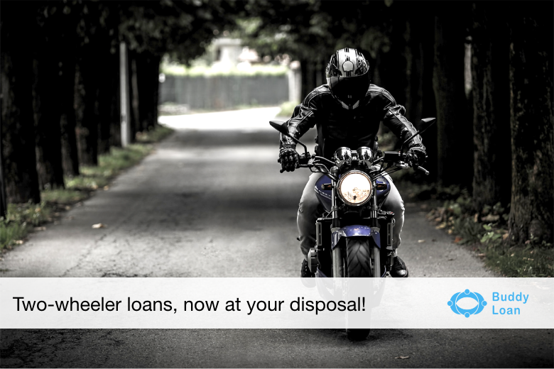 maximum amount u can get as a two-wheeler loan