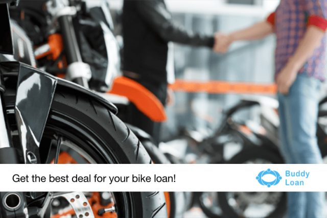 Apply Two-Wheeler Loan Online