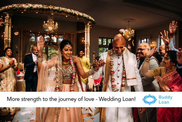 Competitive rates for Buddy Loan wedding loans