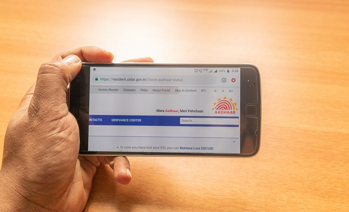 Instant Personal Loan by Aadhar Card