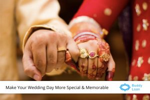 Personal Loan for Marriage