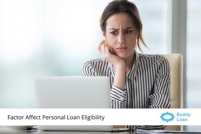 Personal Loan Eligibility Factors