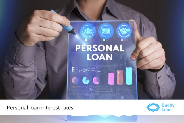Personal Loan Interest Rates in 2021