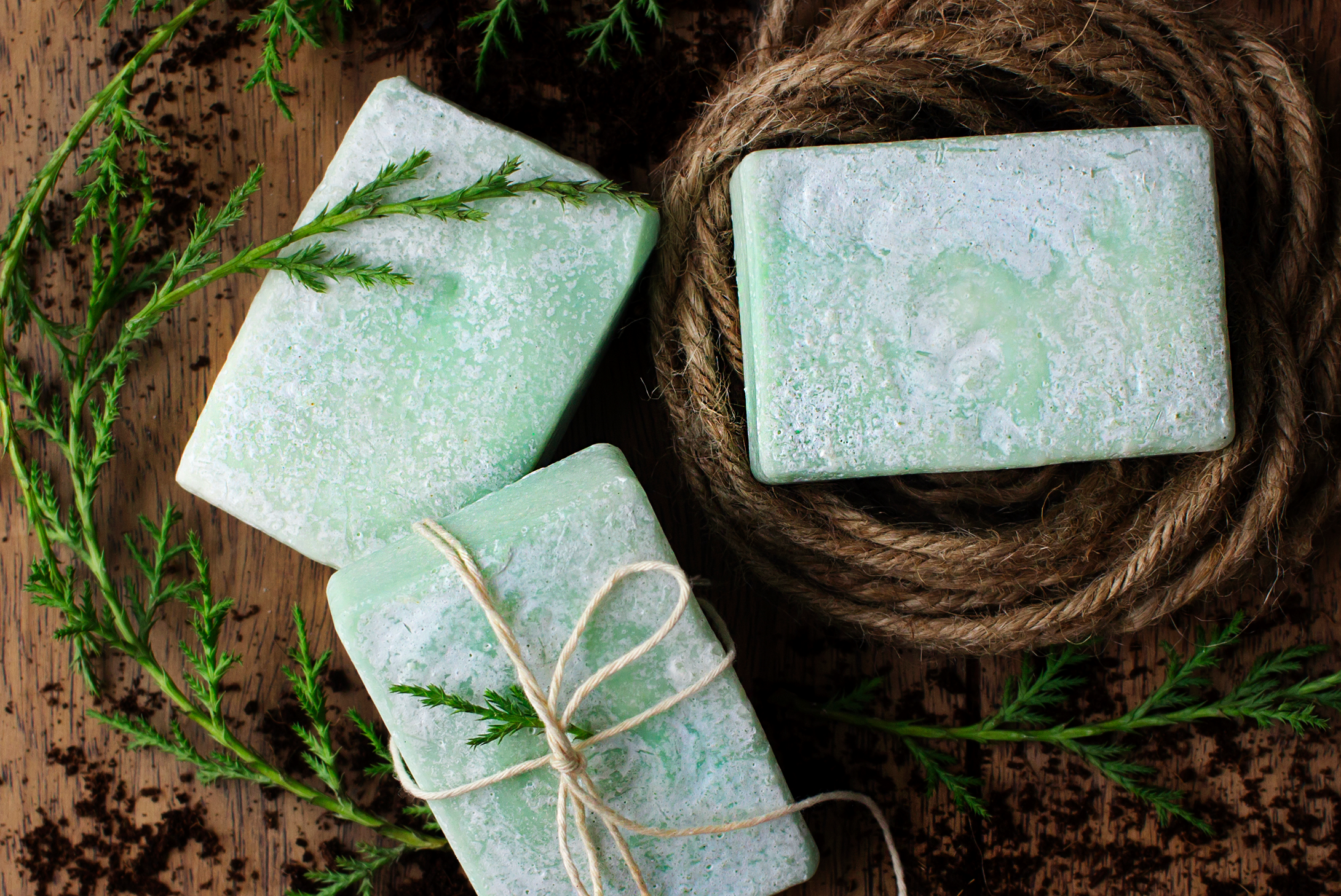Panee french green clay soap 07