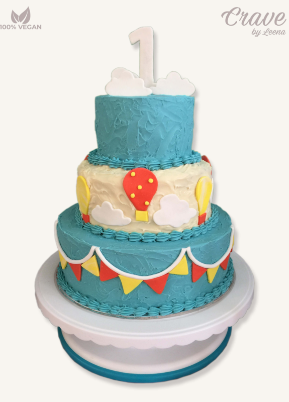 Customer cake 4