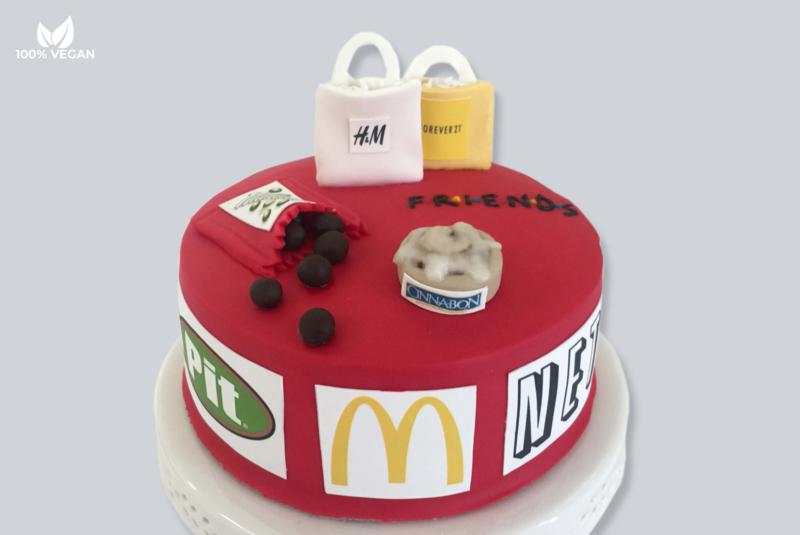 Customer cake 5