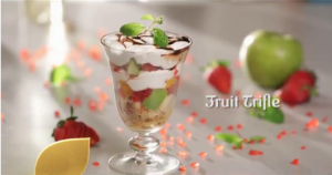The Great Indian Global Kitchen : FRUIT TRIPLE