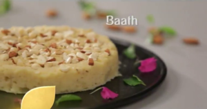 The Great Indian Global Kitchen : Baath