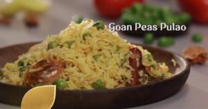 The Great Indian Global Kitchen : GOAN PULAO