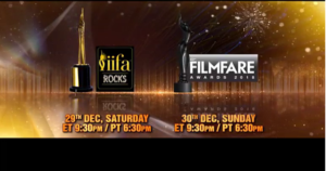 Iifa Rocks Filmfare
