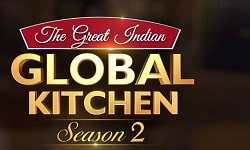 The Great Indian Global Kitchen Season 2