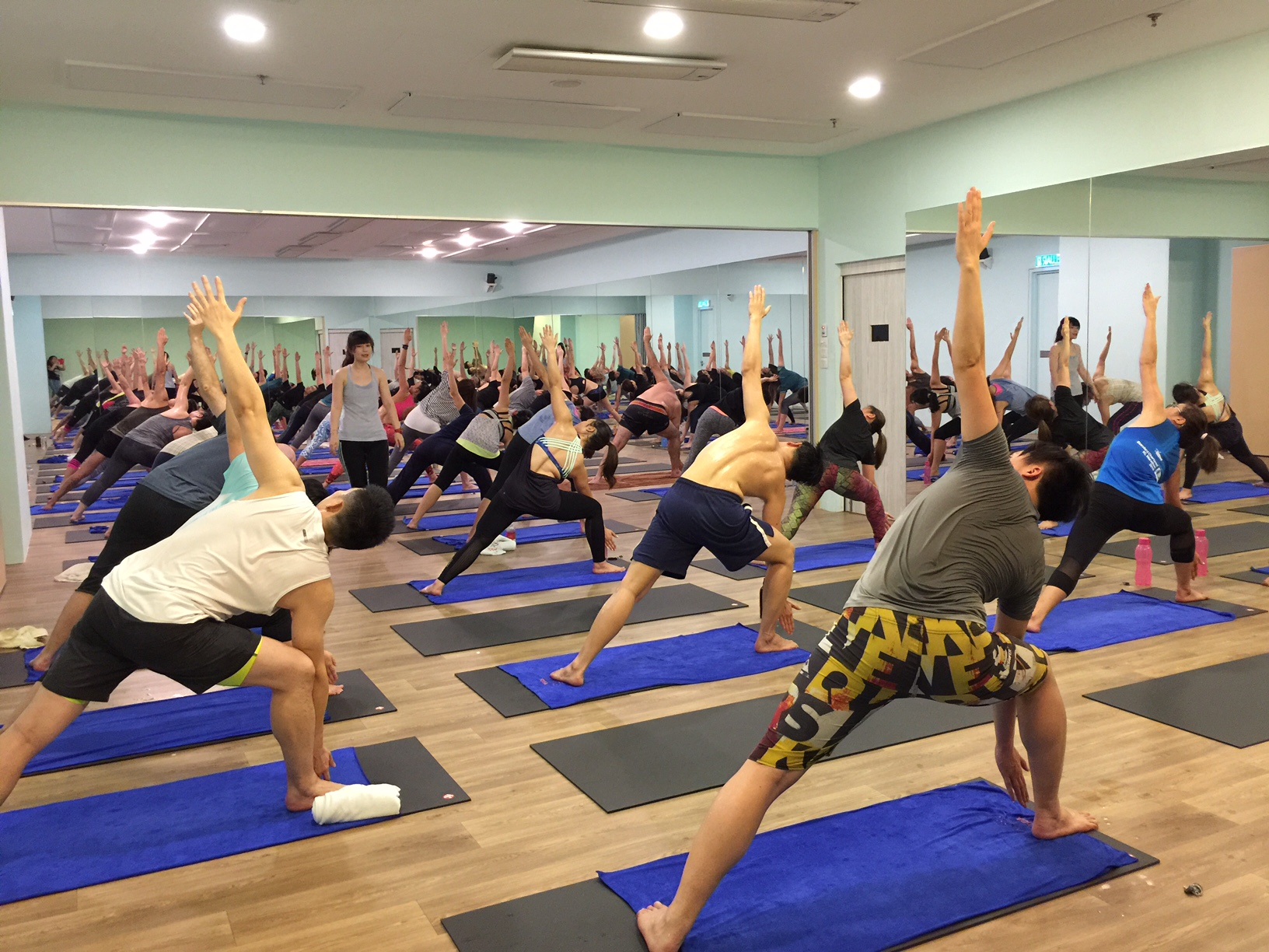 Daily Yoga Classes In Gurgaon The Indian Med