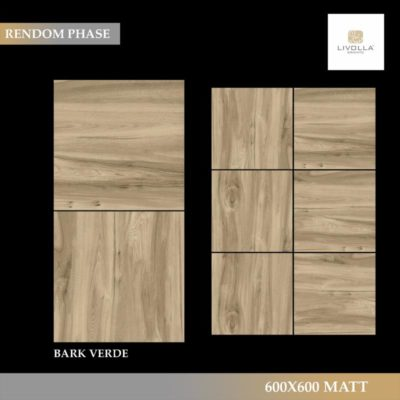 600x600 Wood BARK VERDE