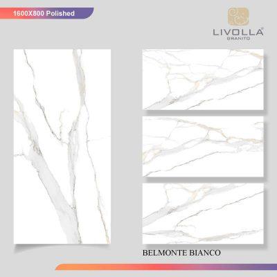 800x1600 Glossy BELMONTE BIANCO