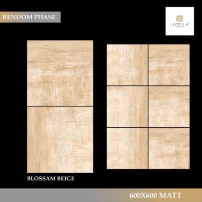 600x600 Wood BLOSSAM BEIGE
