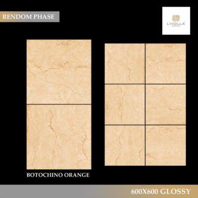 600x600 Glossy BOTOCHINO ORANGE