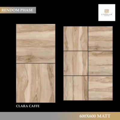 600x600 Wood CLARA CAFFE