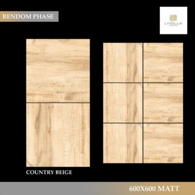 600x600 Wood COUNTRY BEIGE