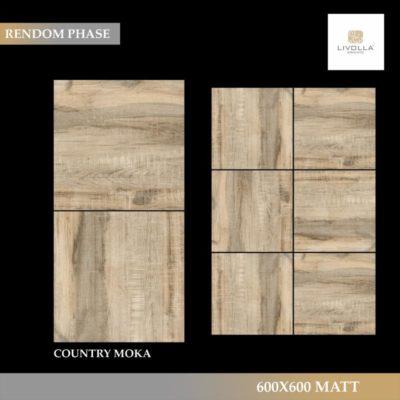 600x600 Wood COUNTRY MOKA