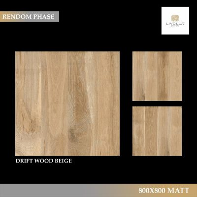 800x800 Matt DRIFT WOOD BEIGE
