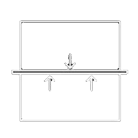 Dimensional Stability Slab Vitrifiled Tiles