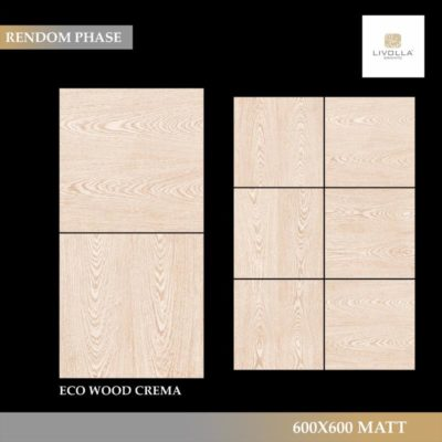 600x600 Wood ECO WOOD CREMA