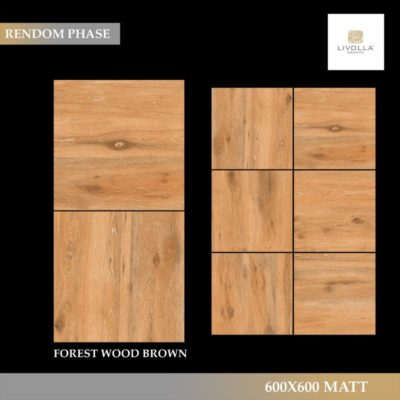 600x600 Wood FOREST WOOD BROWN