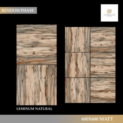 600x600 Wood LEMINUM NATURAL