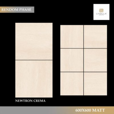 600x600 Wood NEWTRON CREMA