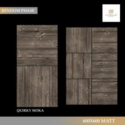 600x600 Wood QUIRKY MOKA