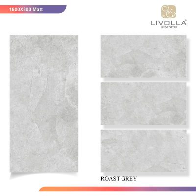 800x1600 Matt ROAST GREY