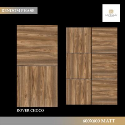 600x600 Wood ROVER CHOCO