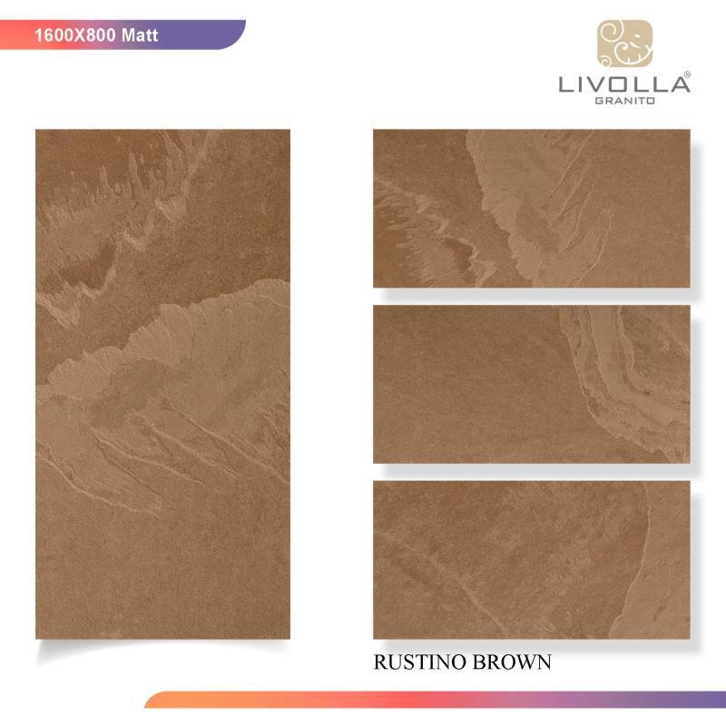 800x1600 Matt RUSTINO BROWN