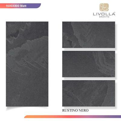 800x1600 Matt RUSTINO NERO