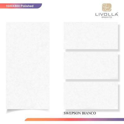 800x1600 Glossy SWEPSON BIANCO